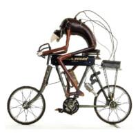 Bike Robots!